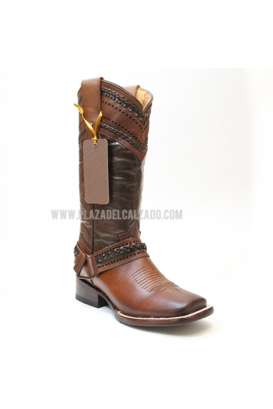 Women's Quincy Brown Cowgirl Boots