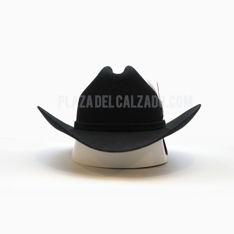 Dos gallos Placa de Sinaloa hat Black mesh