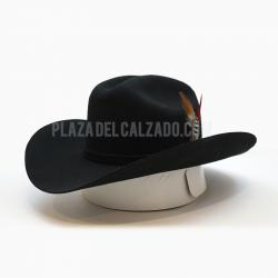 Twinstone Black 4x Fur Felt Gallo De Sinaloa