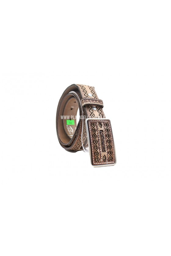 Men's Vaquero Belt Laser...