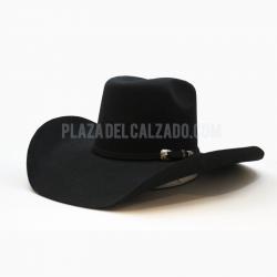Texas Hats Black 3x Fur Felt Reparo