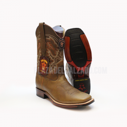 Los Altos Boots Rodeo Honey